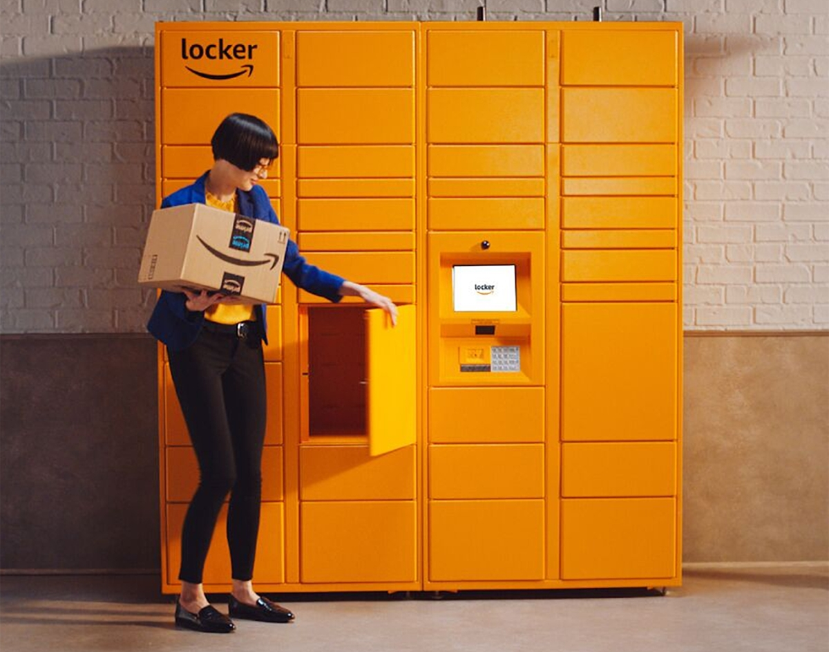Immagine NUOVO PARTNER FERMOPOINT: AMAZON LOCKER!