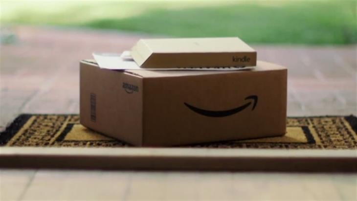 Immagine Amazon accelera i tempi