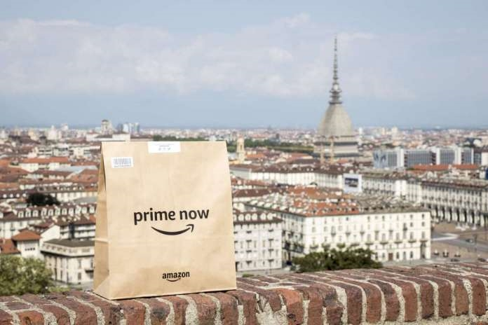 Immagine Coronavirus, boom E-Commerce: la risposta di AMAZON, CORTILIA e EATALY